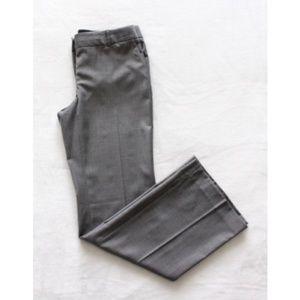 $130 J.Crew City Dress Pants Size 6 Super 120s